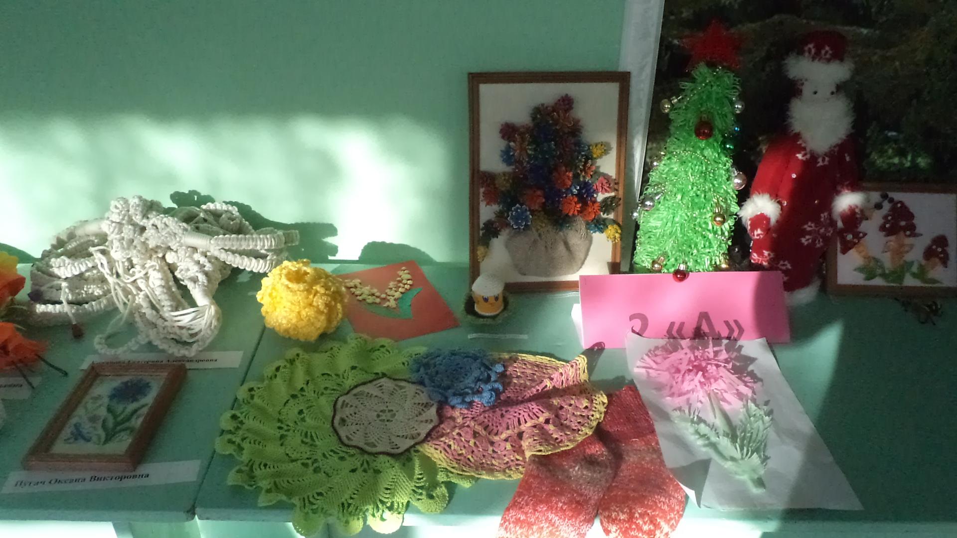 Выставка работ маме своими руками 59